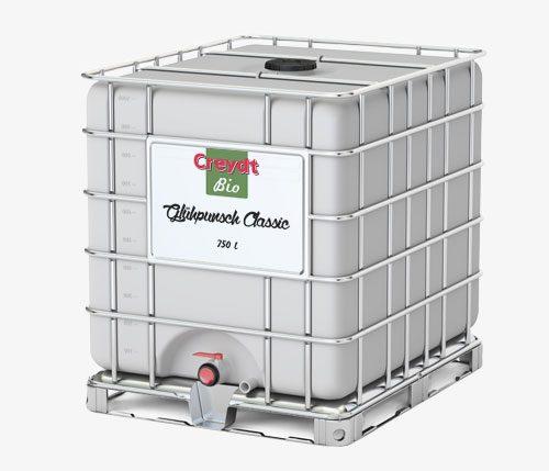 Bio Glühpunsch Classic 750L