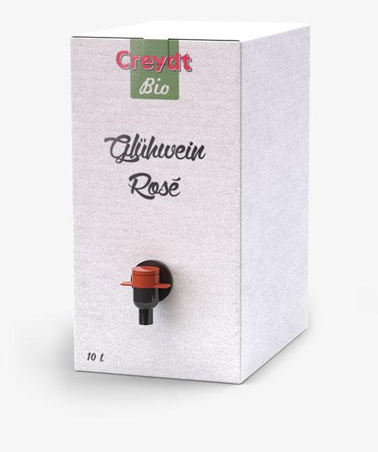 Bio Glühwein rosé 10L