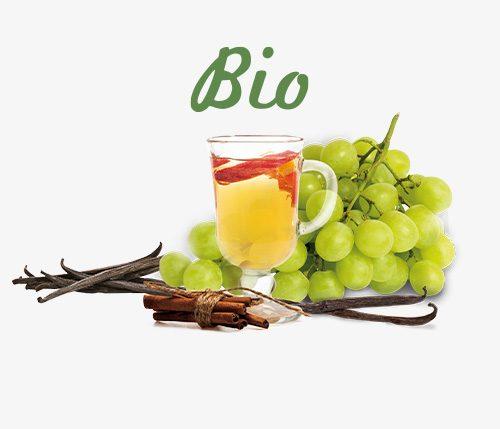 Bio Glühwein weiß